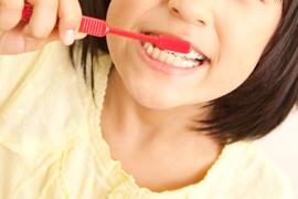 こどもの歯磨き